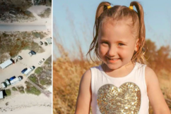 Search for Cleo enters day six as police continue to scour campsite area
