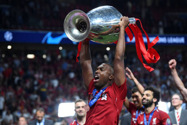 Article image for Former Liverpool striker Daniel Sturridge to join Perth Glory