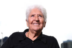The new honour bestowed on swimming legend Dawn Fraser
