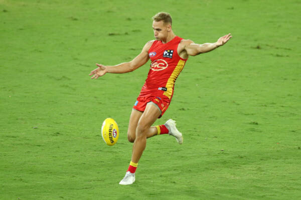Article image for Fremantle sign Will Brodie from Gold Coast
