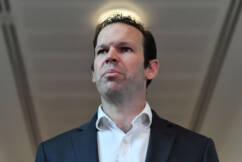 'I don't support that approach': Senator Matt Canavan says he's still not on board net-zero by 2050