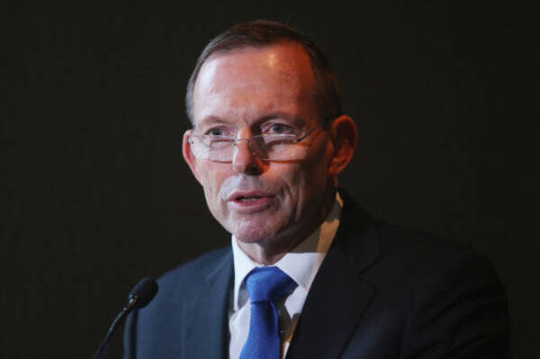 Article image for 'Broadside after broadside': Former PM Tony Abbott gives explosive speech from Taiwan