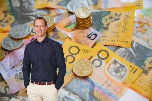 Article image for Gareth Parker reacts to NSW push for GST reforms