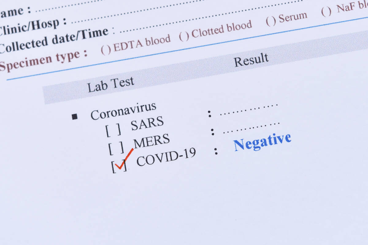 Article image for Truckies charged over fake negative COVID tests