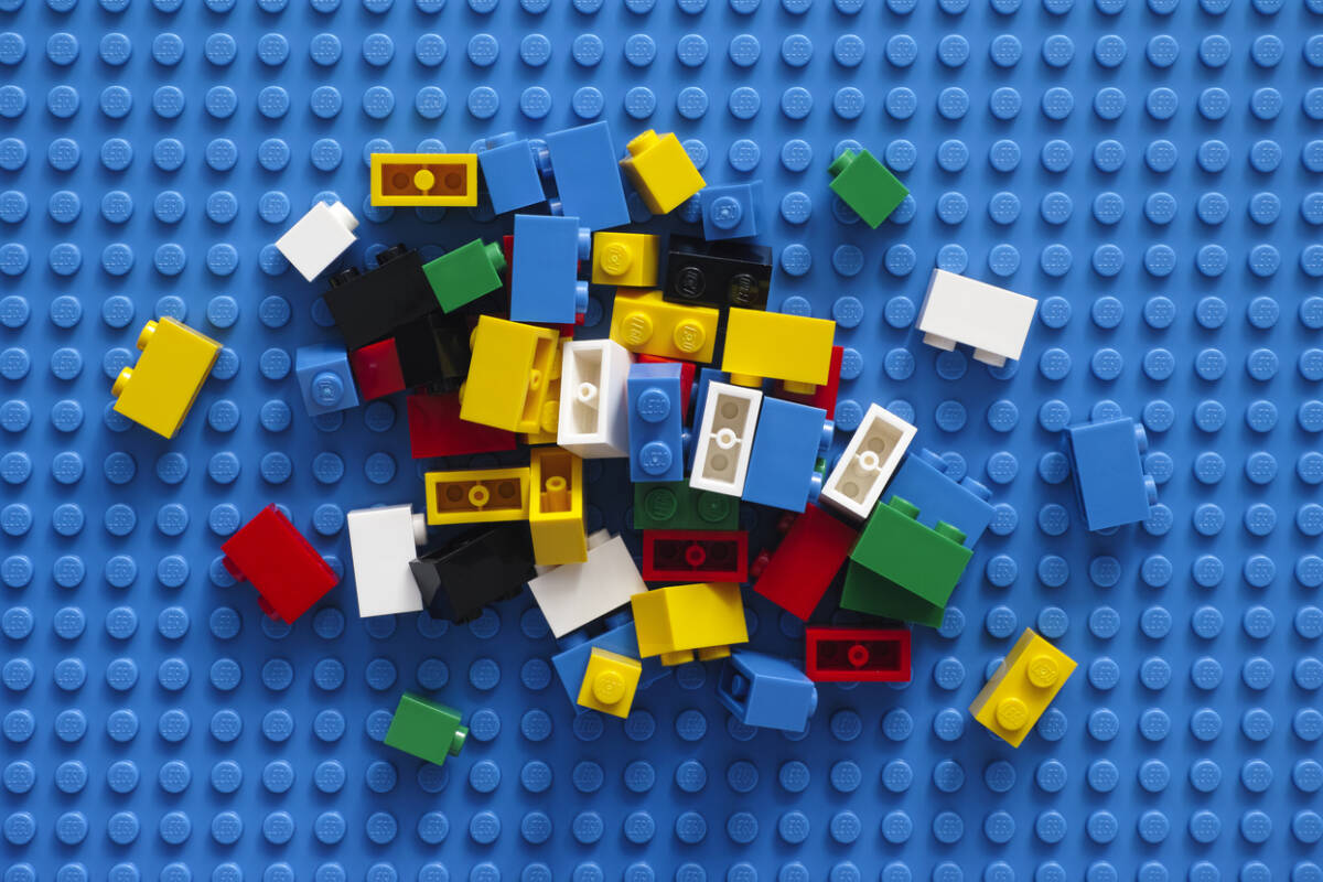 Article image for Lego pledges to remove gender bias from its models after new research