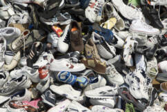 How millions of unused shoes are causing major environmental concerns