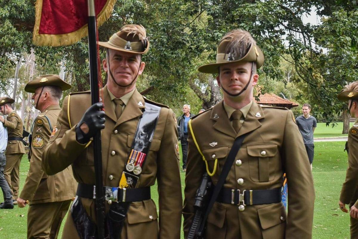 Article image for 'Visual spectacle' set for ceremonial parade commemorating the re-raising an iconic WA regiment